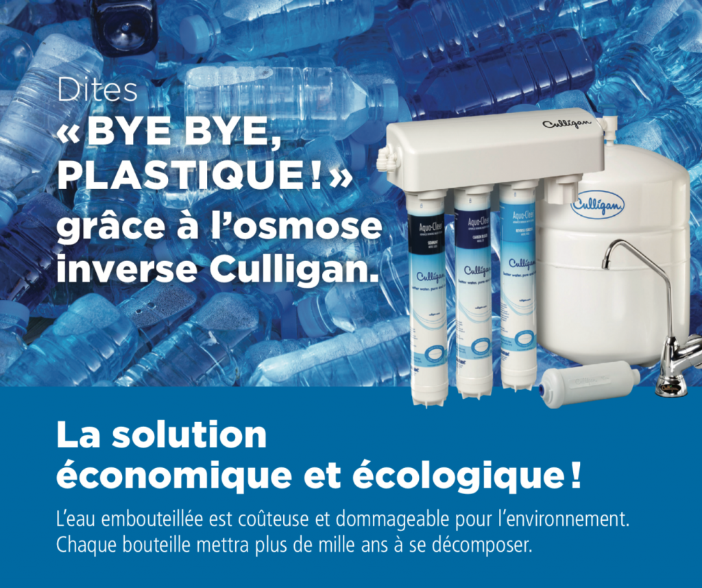 osmose inverse residentiel promotion ecologique